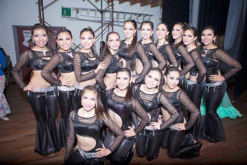 Estudio de Danza Amparo Silva.
