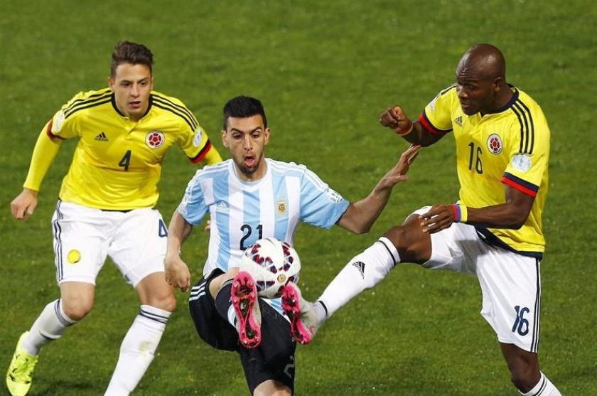 Argentina jugará la segunda semifinal con el ganador de este sábado: Brasil o Paraguay. Foto: EFE