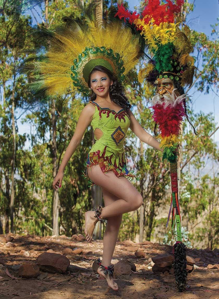 El sentido de las Danzas de Bolivia