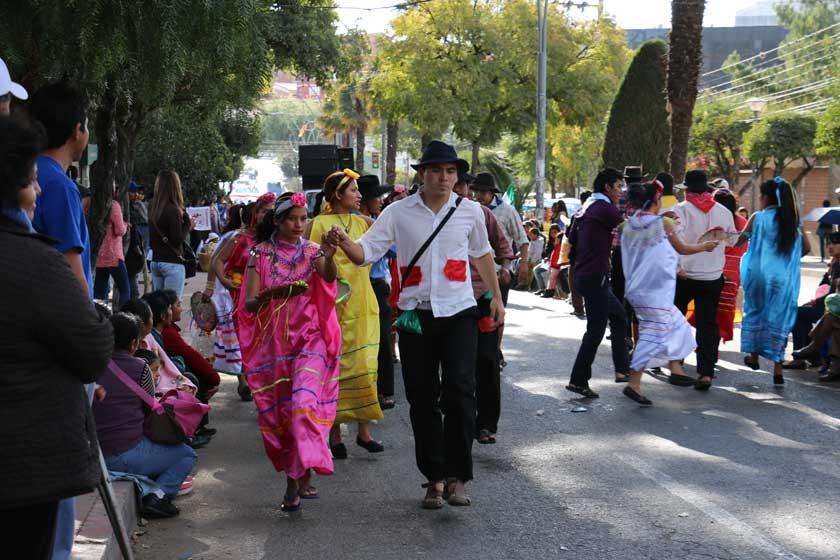 COLORIDO. Danzarines de la Chacarera y Chamamé de Monteagudo.