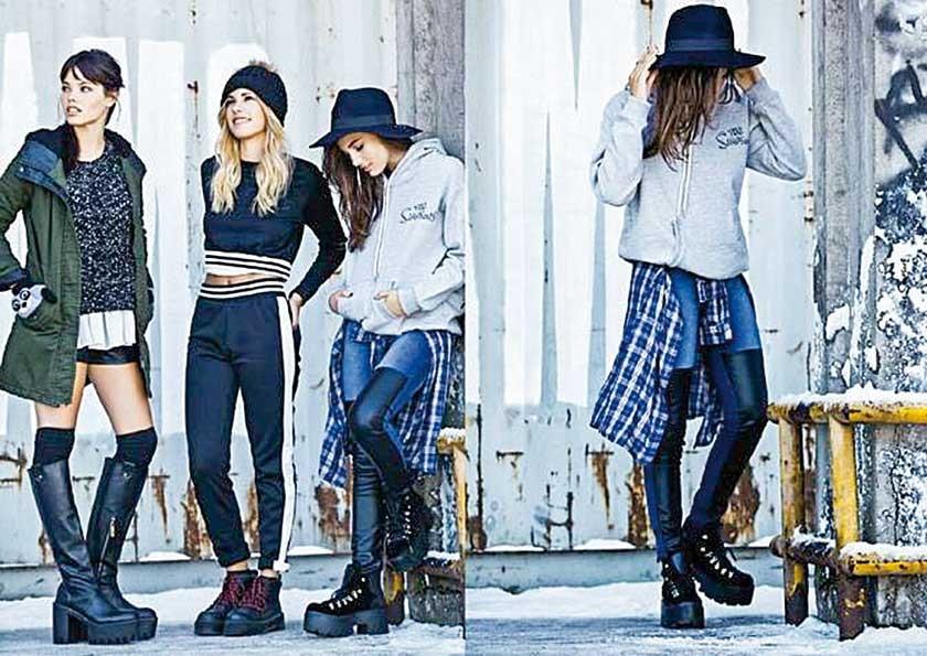 Invierno 2015 Moda argentina