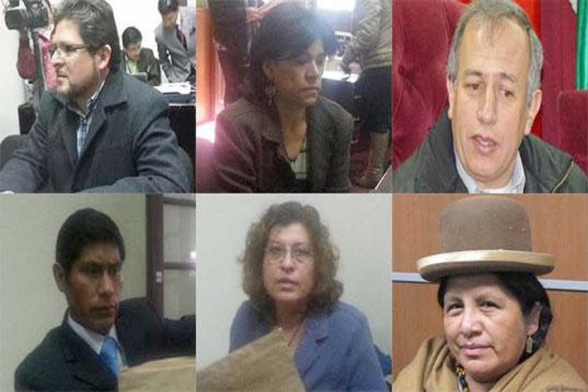Mayoría del MAS elige vocales del TSE sin consenso  con la oposición