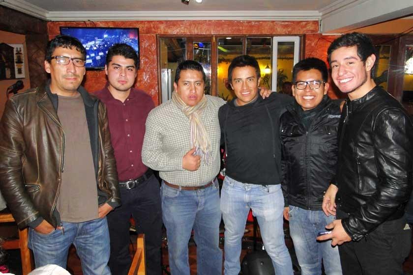 Agrupación 4 N'Canto.