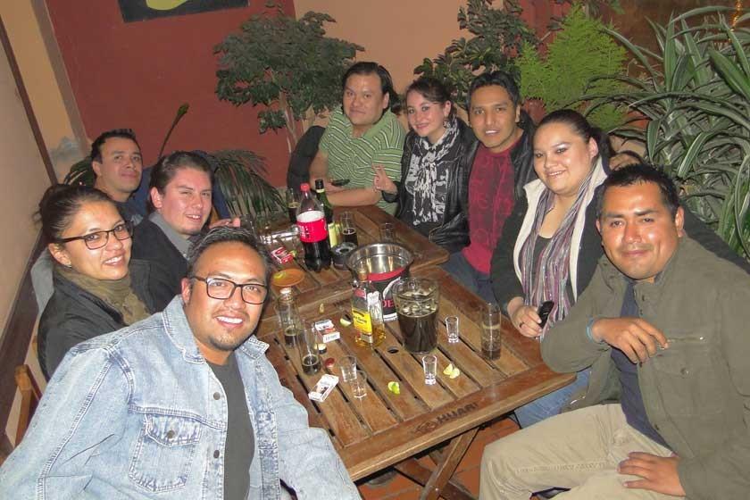 La Quimera y sus amigos.