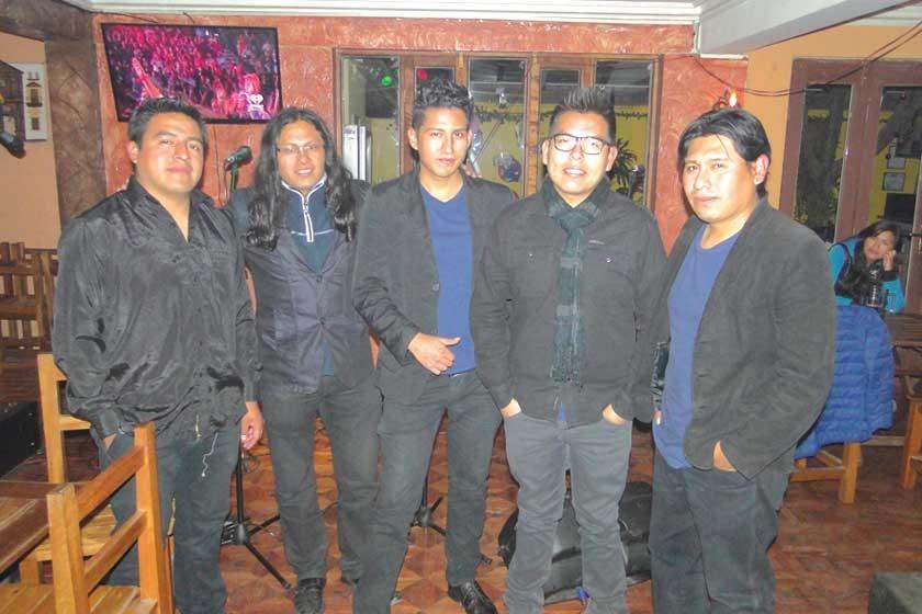 Grupo Proyecto Bolivia