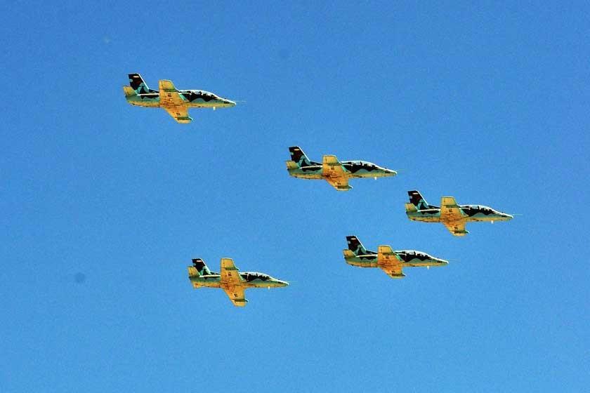 La FAB pide 15 hectáreas para una base aérea en Alcantarí