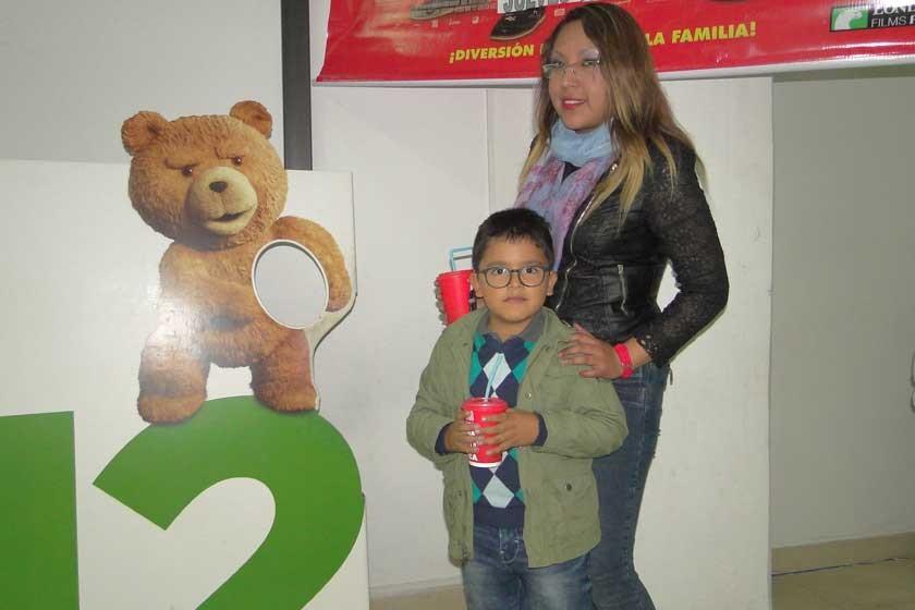 Henry y Ángela Sandoval.