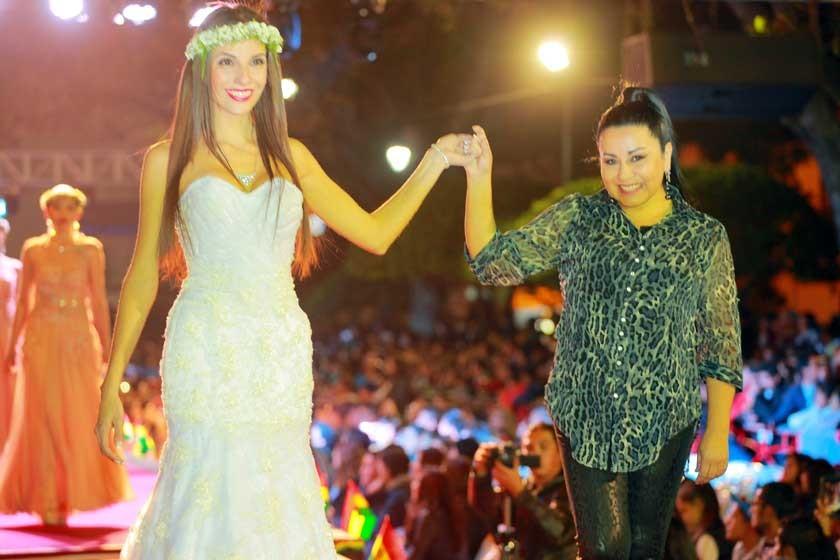 Claudia Gallardo y Soraya Dorado.