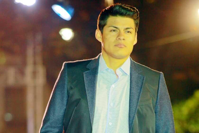 Franko Aguilar.