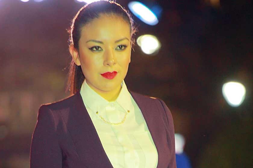 Carla Rico.