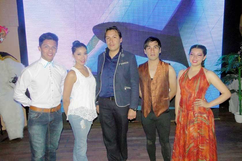 Instructores: Ismael Villalba, Gabi Morales, Edson Gil, Juan Peralta y María René Serrano.