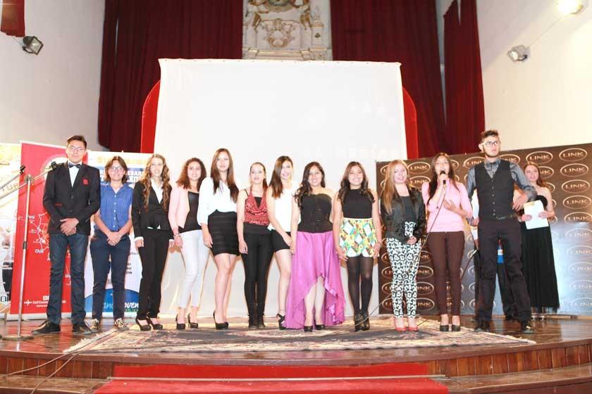 Gerentes y Subgerentes de la FEXSA 2015.