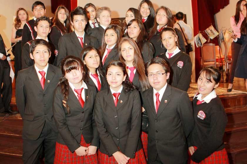 Colegio Monte Cristo.