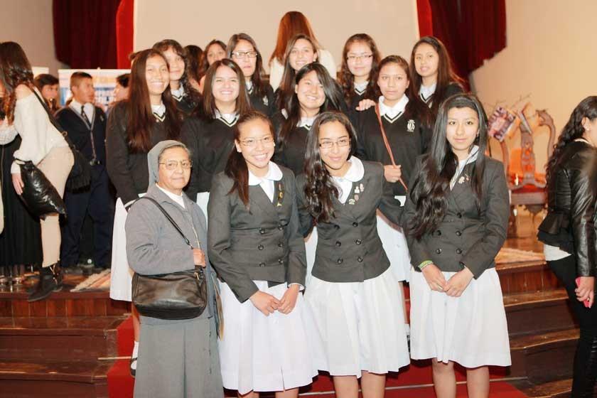 Colegio María Auxiliadora.