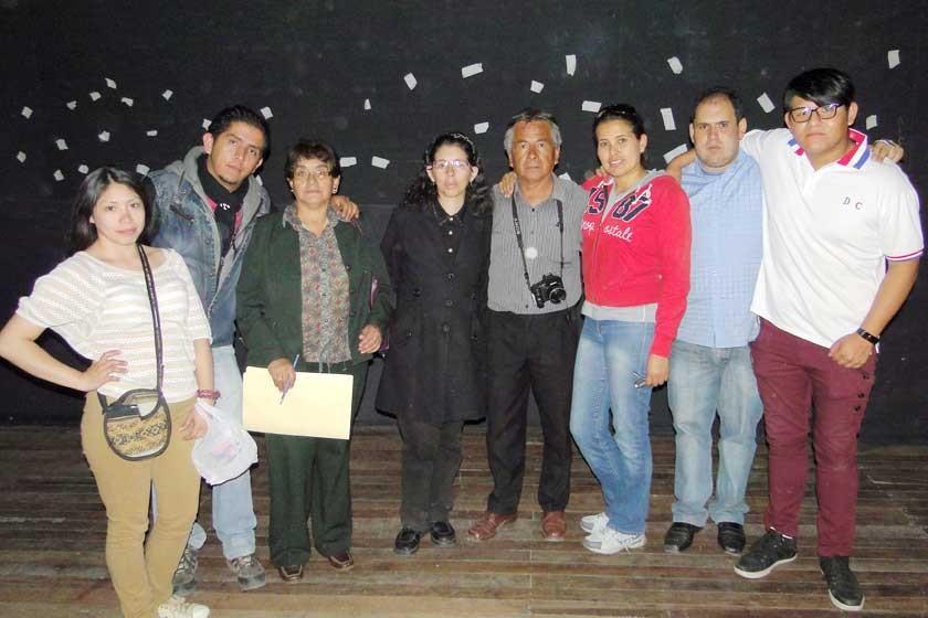Asociación Chuquisaqueña de Actores de Teatro (ACHAT).