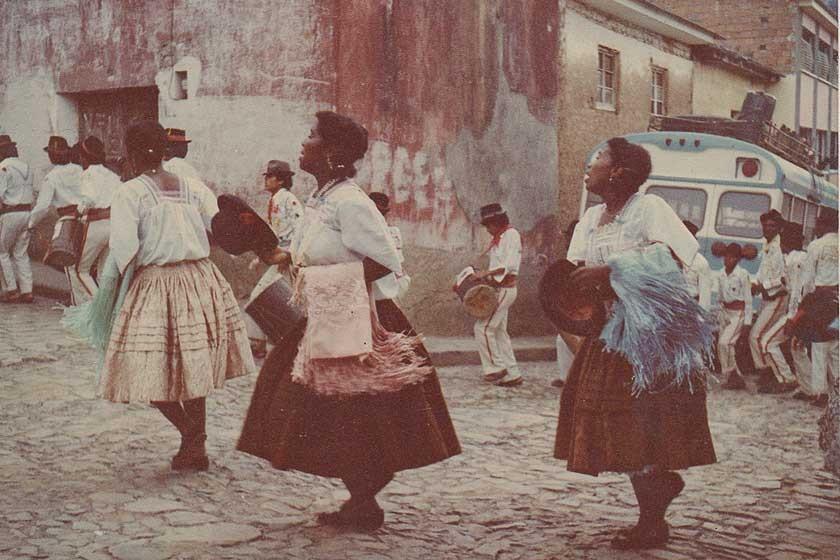 Afrobolivianos… 500 años de historia