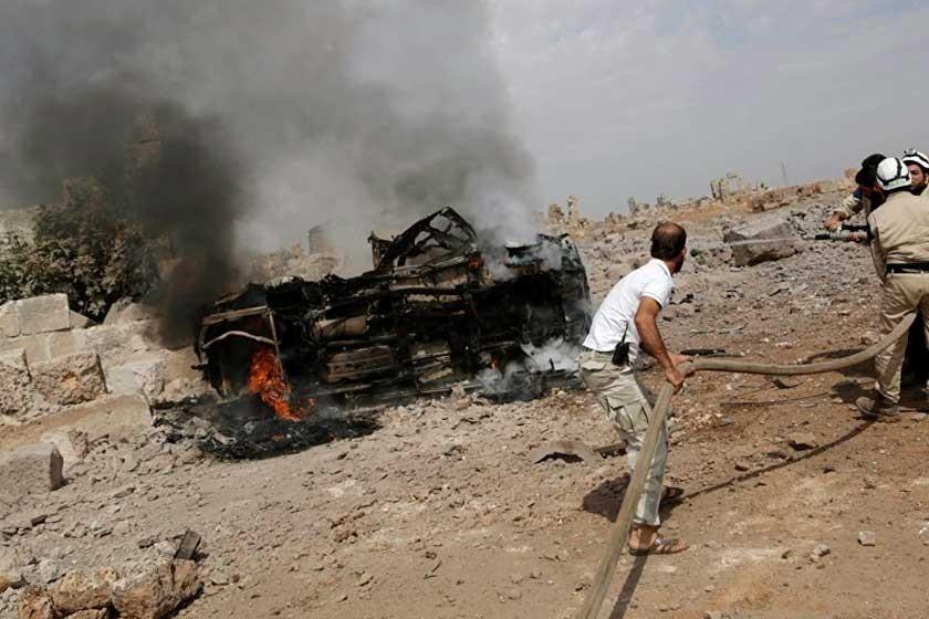 Rusia bombardea Siria