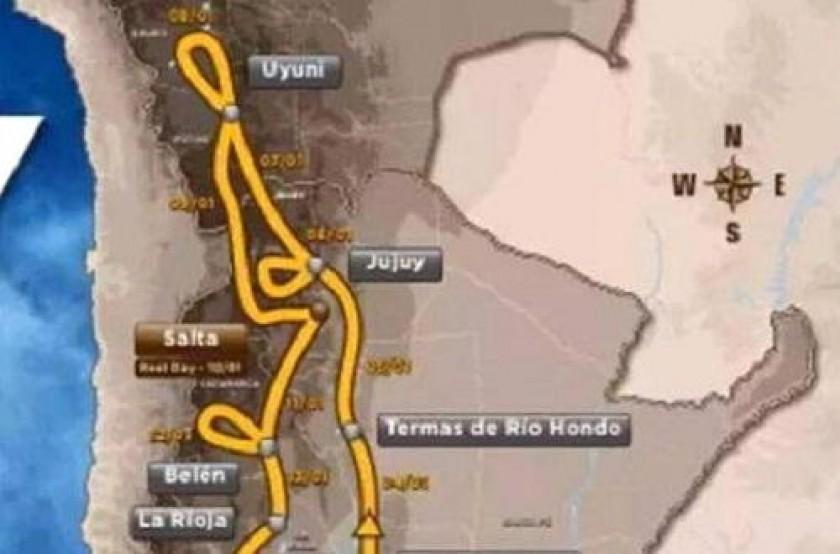 El Dakar 2016 se correrá sólo en Argentina y Bolivia. Foto: Archivo