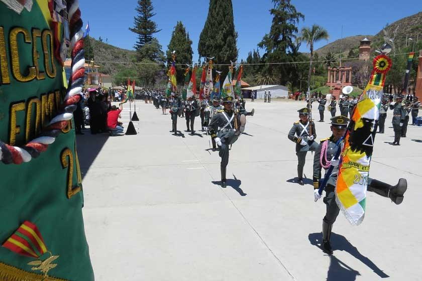 Bodas de oro: Liceo Militar acogió a generaciones