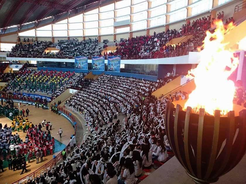 Pluris ponen a competir a 1.500 colegiales