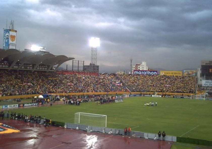 Ecuador y Bolivia abren la segunda fecha de la Eliminatoria sudamericana. Foto: Radio ADN