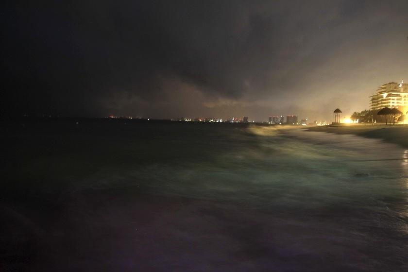 La alerta se mantiene en México. La imagen corresponde a Puerto Vallarta. Foto: EFE