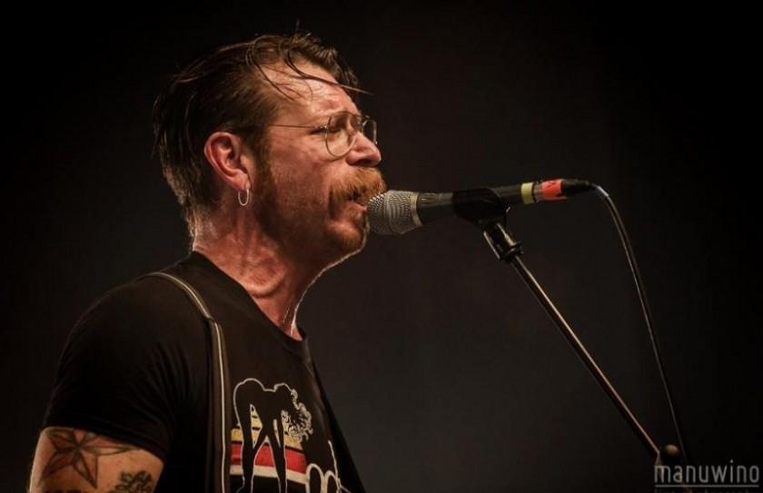 Eagles of Death Metal interpretó siete canciones y luego vino el tiroteo en Bataclan. Fotos: Publimetro
