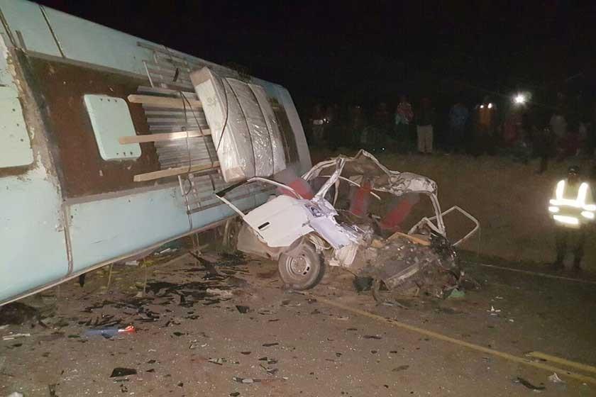 Imprudencia causa choque mortal en la ruta a Tarabuco