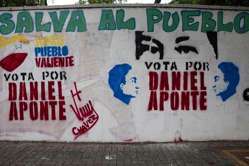 Se calientan las elecciones legislativas en Venezuela. Foto: EFE