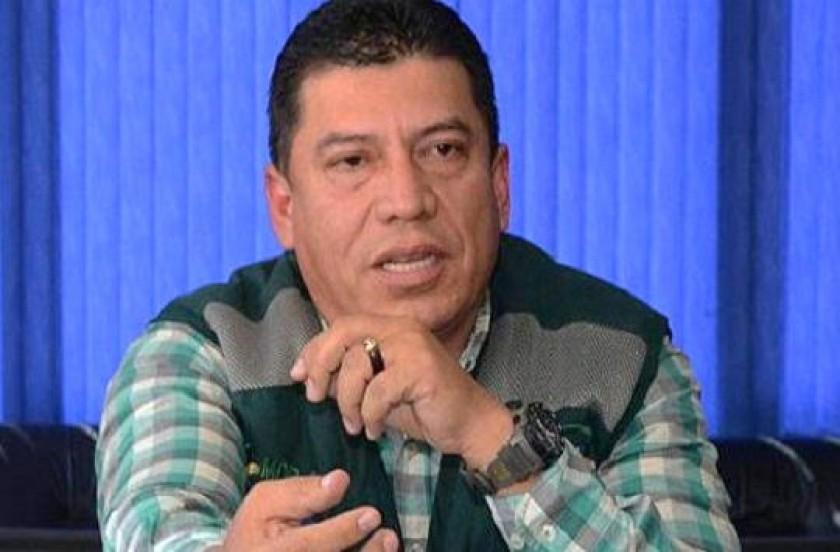 Marco Antonio Aramayo, ex director ejecutivo del Fondioc. Foto: Internet