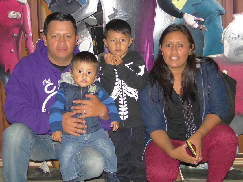 Familia Pozo