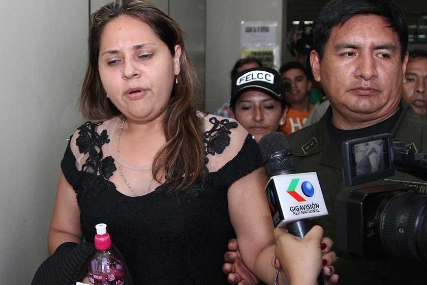 Proceso a jueza en Cochabamba se añade a escándalo en Santa Cruz
