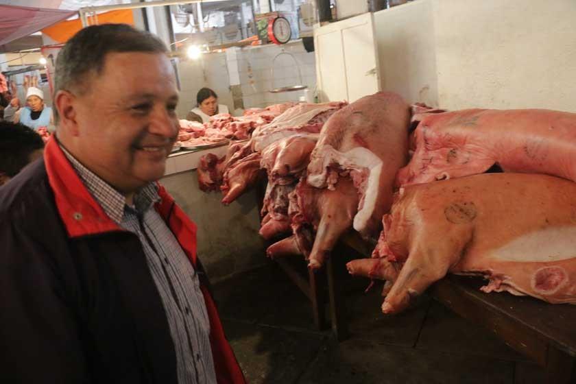 2.000 cabezas de cerdo irán al mercado