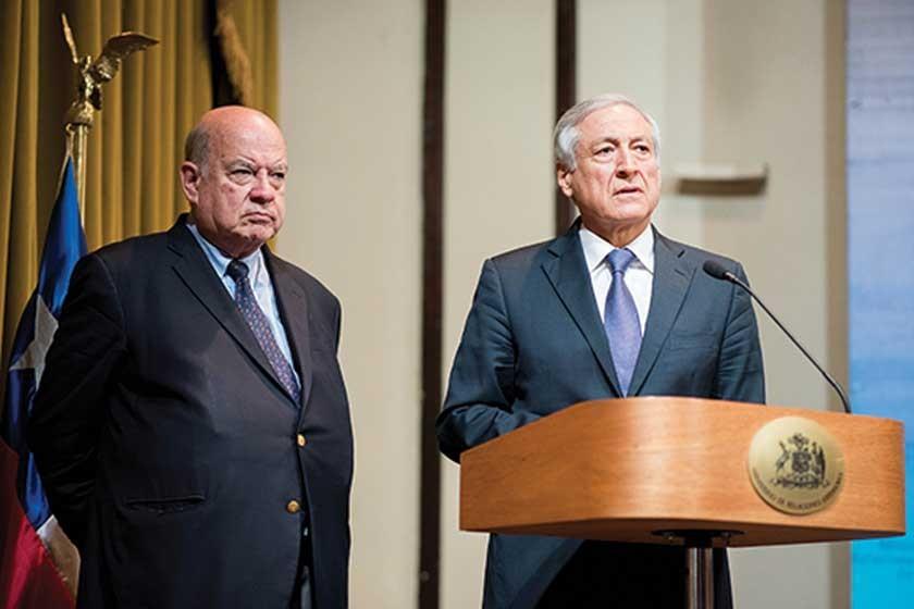 Mar: Gobierno cree que Chile copia estrategia diplomática