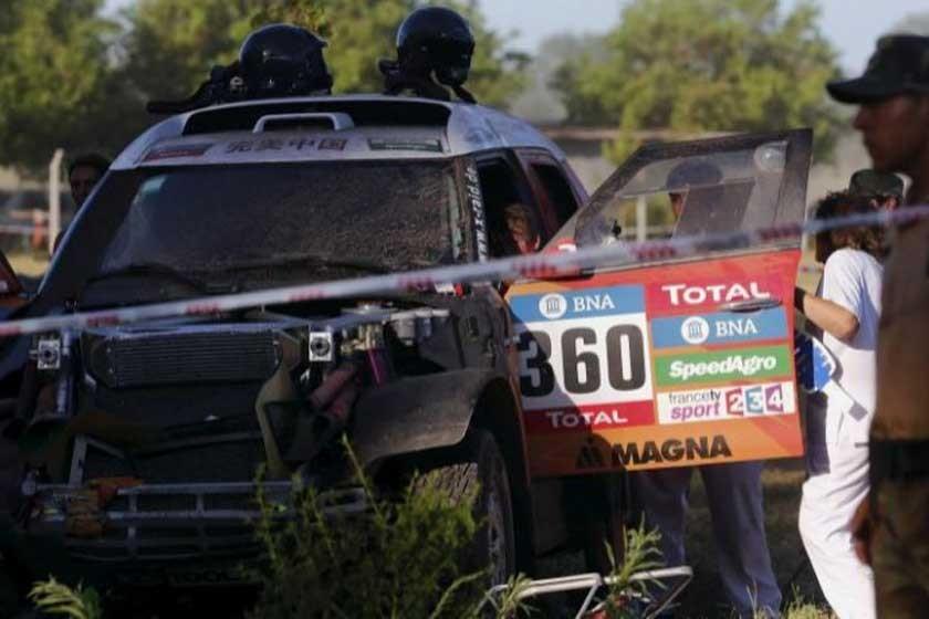 Arranca la fiesta del Dakar 2016
