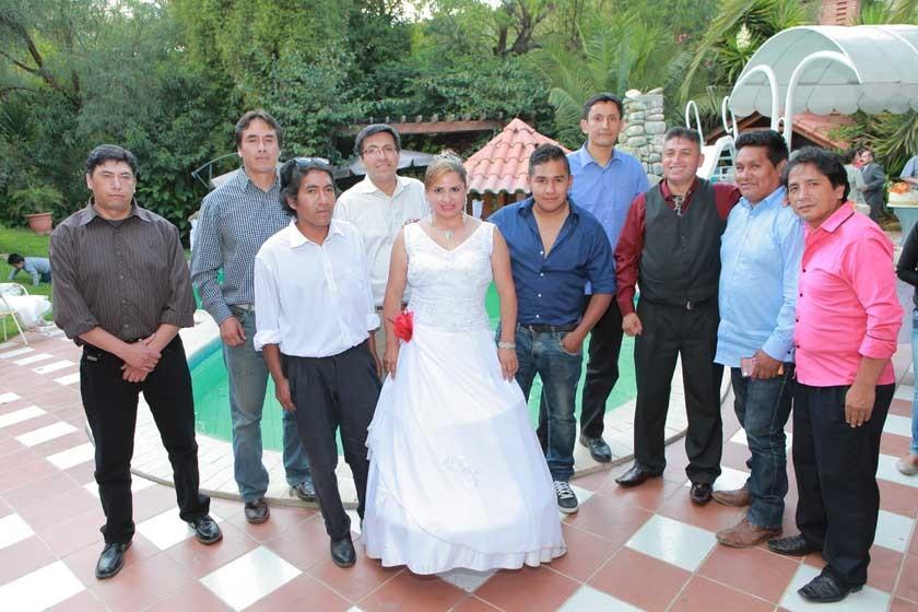 Amigos del Novio.