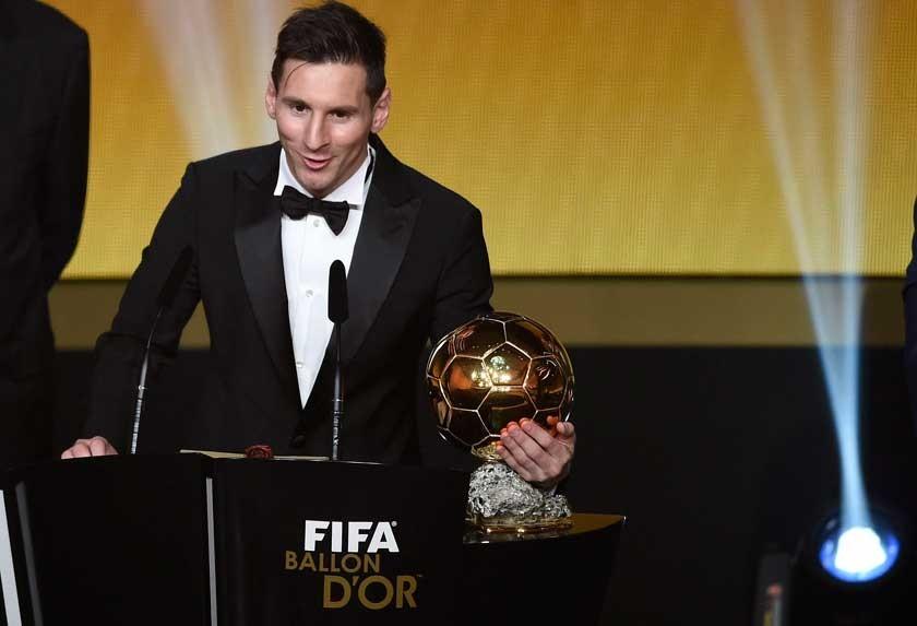 Otro Balón de Oro para Messi