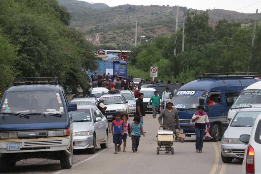 Transporte decide radicalizar bloqueo
