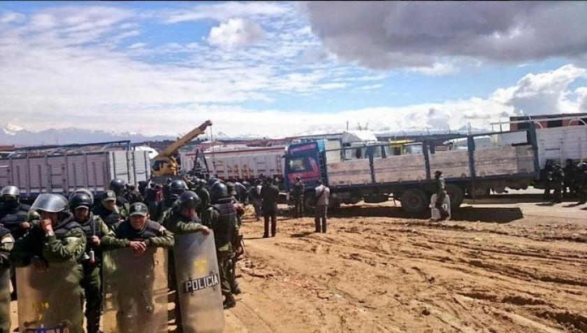 El Gobierno comenzó este jueves el desbloqueo en varias zonas del país. Foto: Gentileza