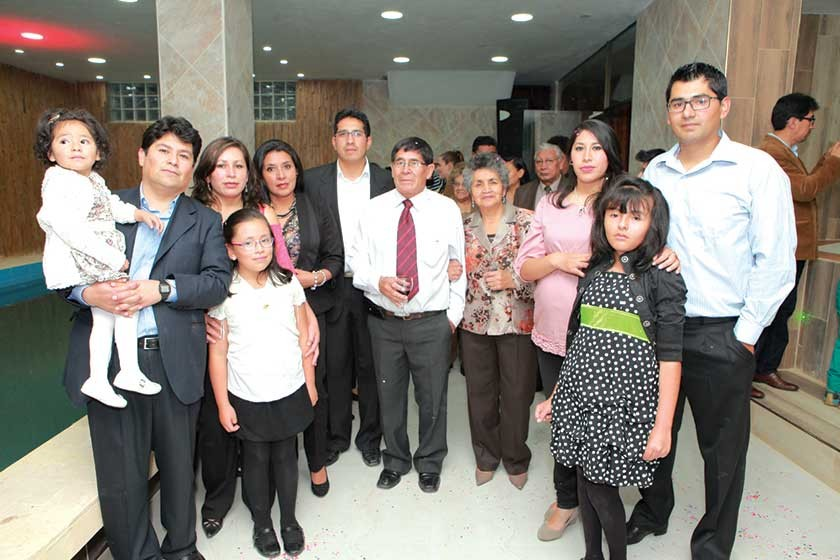 Familia Sanabria Durán.