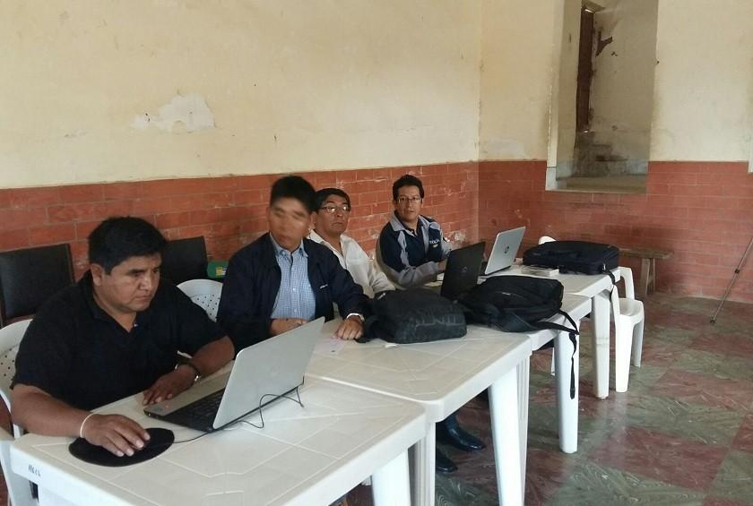 El juicio se desarrolla en el municipio de Padilla. Foto: Henry Aira