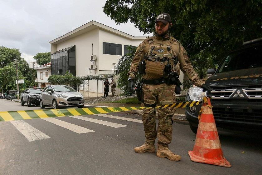 La casa de Lula fue allanada esta mañana en Brasil. Foto: EFE