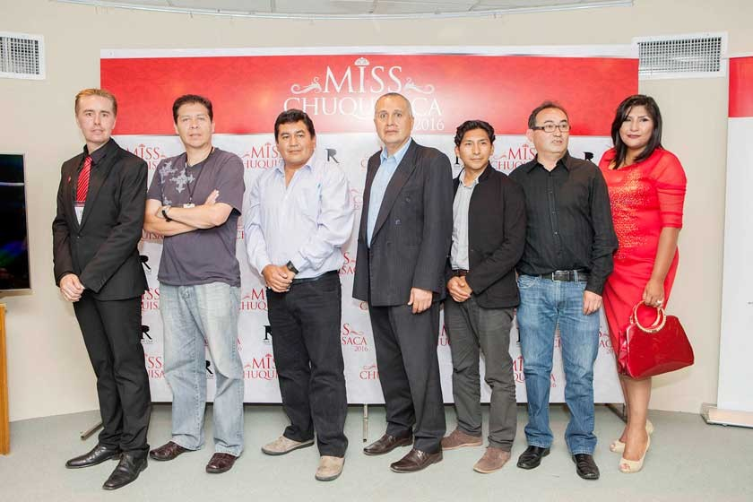 Cyril Lotteci, Luis Edgar Carvajal, Wilber Rivera, Juan Carlos Fernández (Director del ABNB), Edson Ecos, Johnny Ruíz...