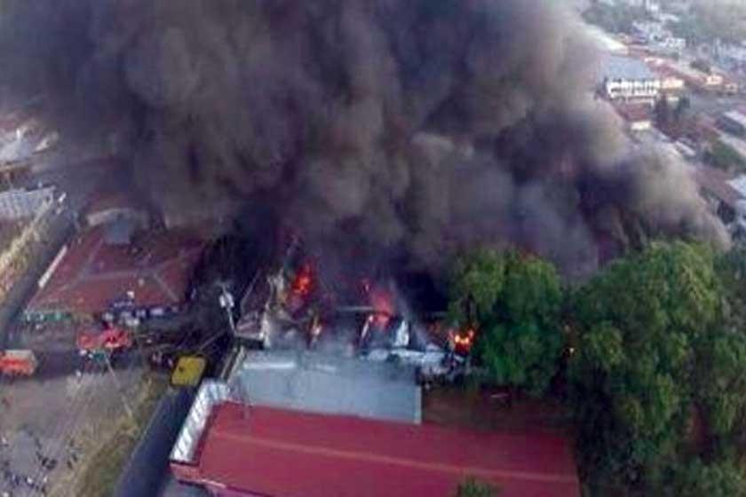 Tragedia aérea en Beni