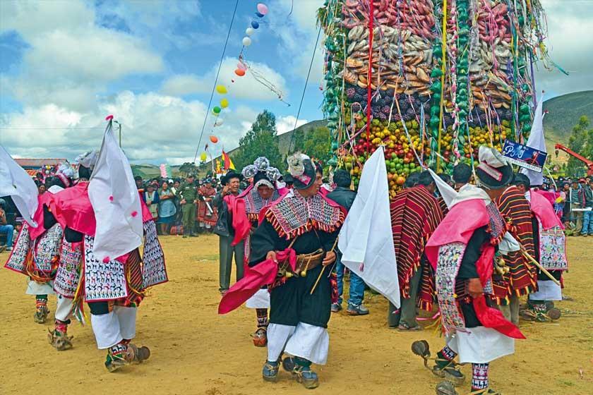 Cultura Yampara en Tarabuco Pujllay, Patrimonio Intangible de la Humanidad