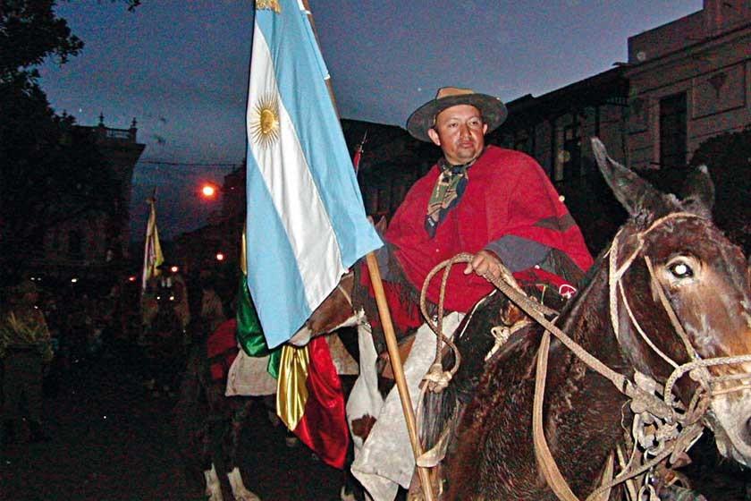 La Ruta de Doña Juana Azurduy El recorrido del valor