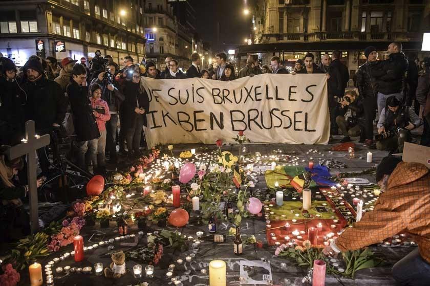 Terror en Bruselas