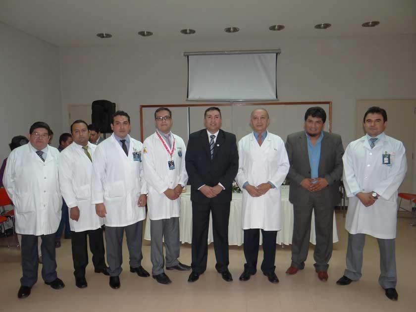 Roberto Rua, Jamil Jaimes, Gary Durán, Juan José Romero, Limberth Soruco, Jose Manuel Gutiérrez, Martín Maturano...
