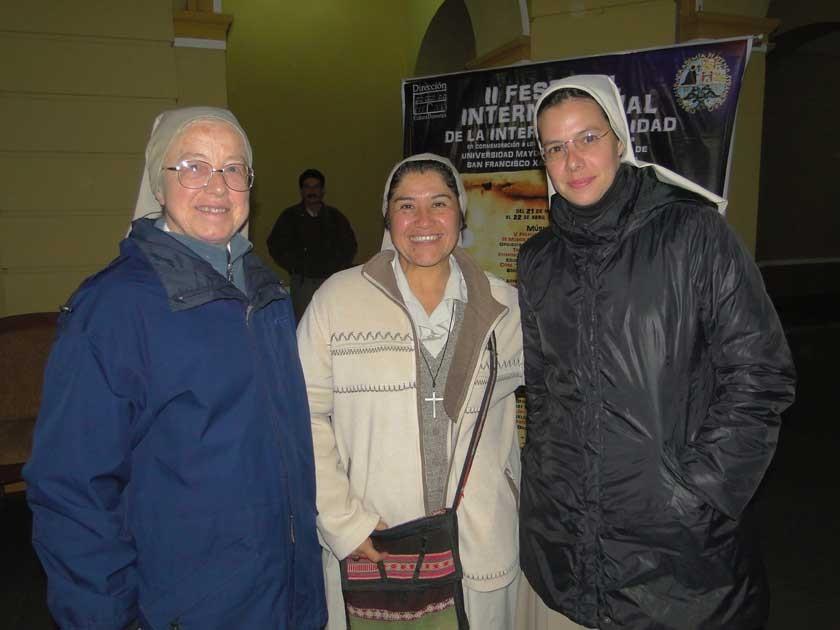 Hermanas de la caridad residencia Santa María.