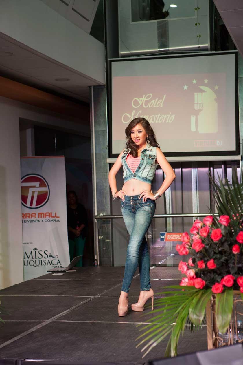 Miss Talento, Nicole Vildoso.